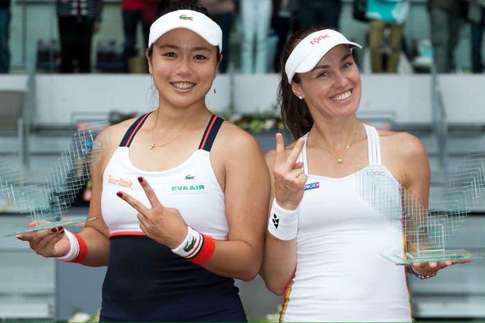 Ufficiali le otto coppie per le WTA Finals