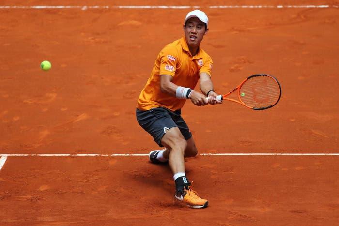 ATP Ginevra: flop Sousa, ok Nishi. Domani Stan