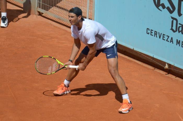 """ATP Madrid, Nadal: """"Sono un po' debilitato ma oggi mi sento meglio"""" [AUDIO]"""