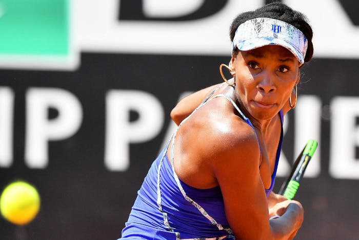 WTA Roma: Venus sogna, Pliskova facile. Halep ha ancora fame