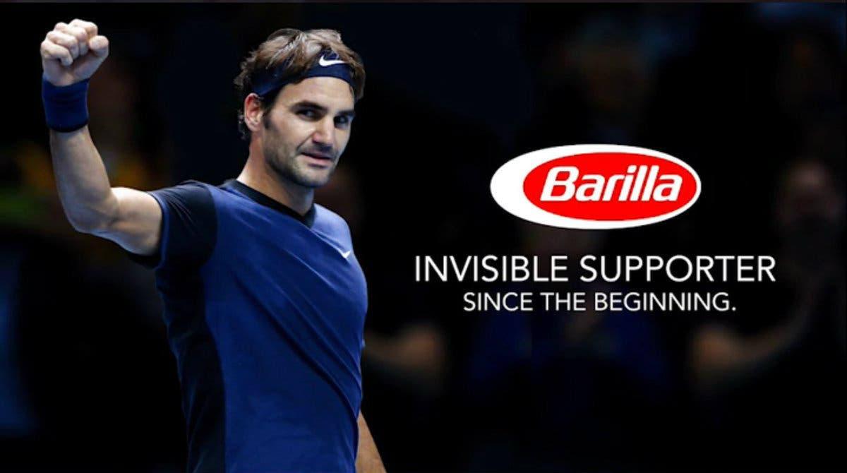 Osnago blindata per lo spot Barilla di Roger Federer
