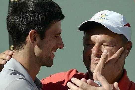 "Vajda: ""Federer? Meno veloce, ma stupefacente. I giovani? Dico Tsitsipas"""