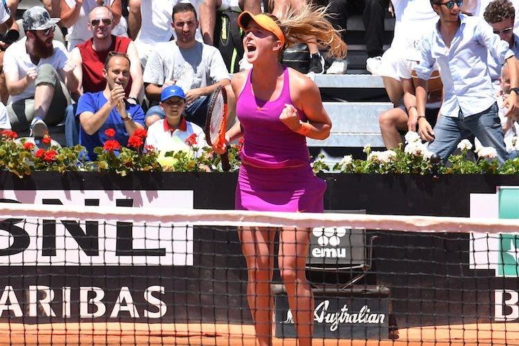 Il tabellone femminile di Roma: Svitolina con Woz, Vinci-qualificata