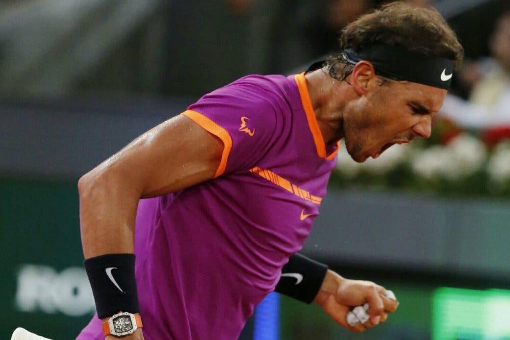 ATP Madrid: Nadal è una furia, ora c'è Djokovic. Cuevas elimina Zverev