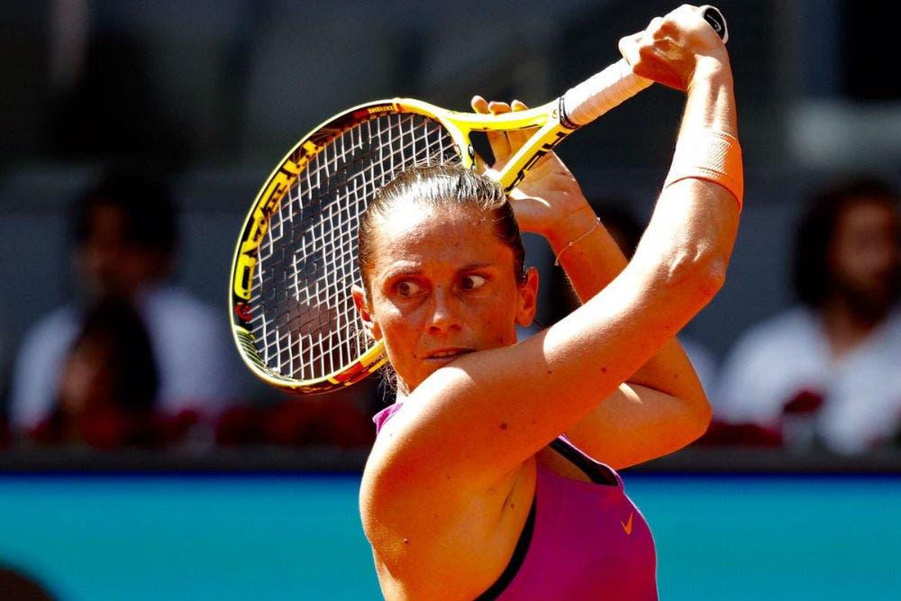 WTA Strasburgo: Vinci dà forfait, Giorgi nelle quali. Niente WC a Sharapova