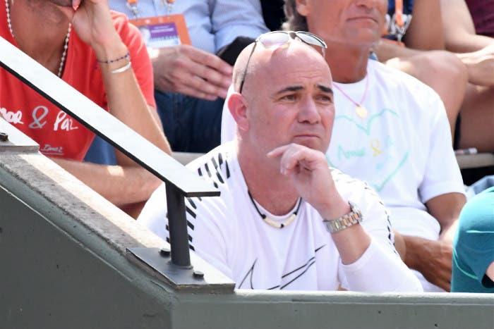 """Agassi: """"Nole tornerà a vincere. Il futuro? Zverev e Kyrgios"""""""