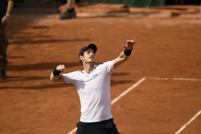 RG: Murray 'on fire' sulla stampa internazionale