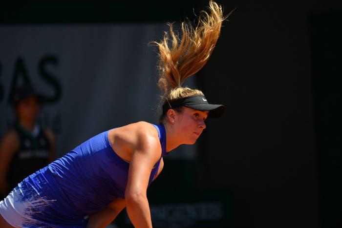 Svitolina, a rischio Wimbledon per problema a un piede
