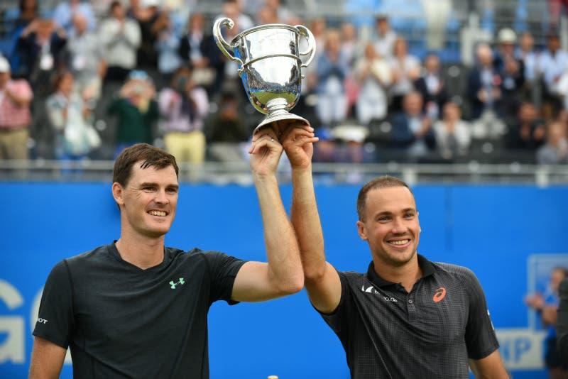 ATP Queen's, doppio: Jamie tiene alto il nome dei Murray