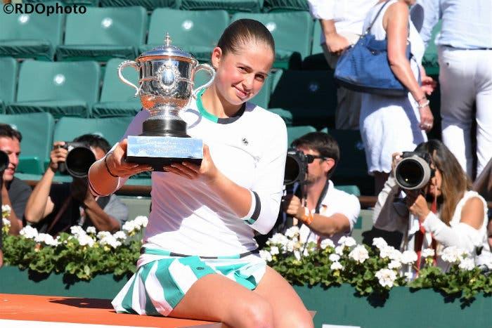 RG: Ostapenko come Kuerten, primo trionfo Slam