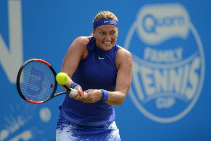 WTA Birmingham: Petra fa sul serio, Giorgi si ritira