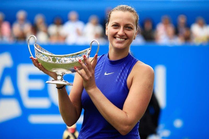WTA Birmingham: Kvitova, all'inferno e ritorno