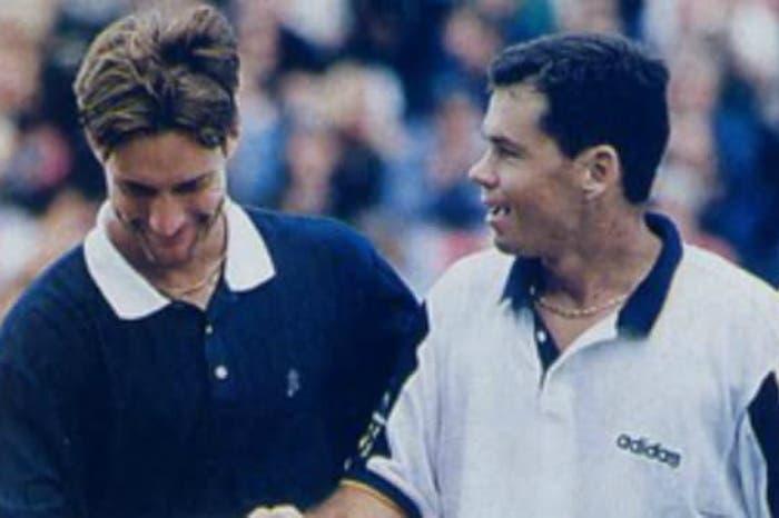 Mercoledì da leoni: Laurence Tieleman al Queen's 1998