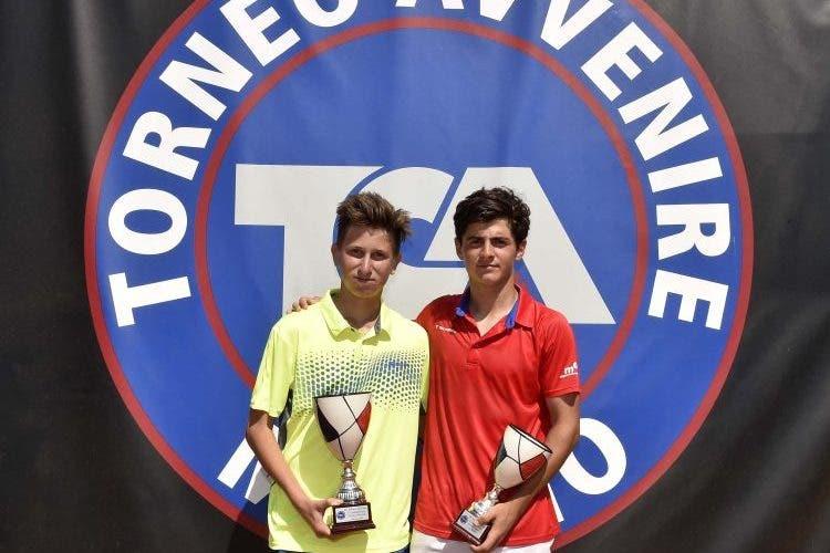 Torneo Avvenire: il trionfo di Lingua-Lavallen e Vidmanova