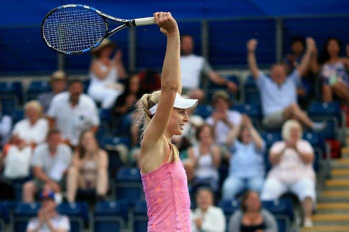 WTA Birmingham: Svitolina avanti in tre, Broady sorprende Cornet