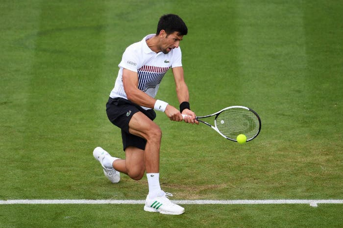 Djokovic al Queen's con una wild card