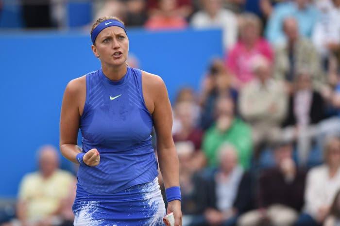 WTA Ranking: Kvitova vede la top10. Vinci sarà tds a Wimbledon