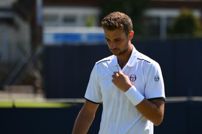 ATP Challenger: Napolitano fuori nei quarti a Sibiu ma c'è gloria per il doppio