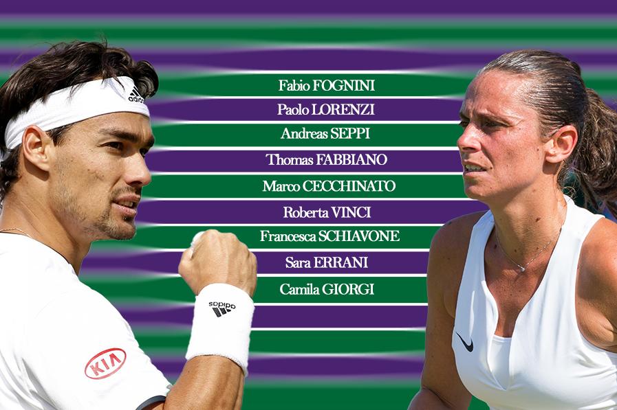 Wimbledon: Fognini non batte il tabù ottavi - Sport - ANSA
