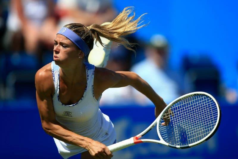 WTA Birmingham: Giorgi convince, battuta Svitolina. Fuori Konta
