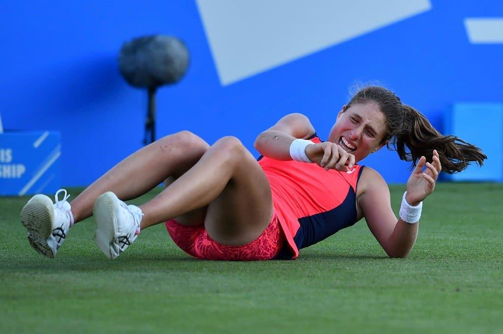 """Big incerottate? WTA tranquilla: """"In quale sport non si arriva stanchi a fine anno?"""""""