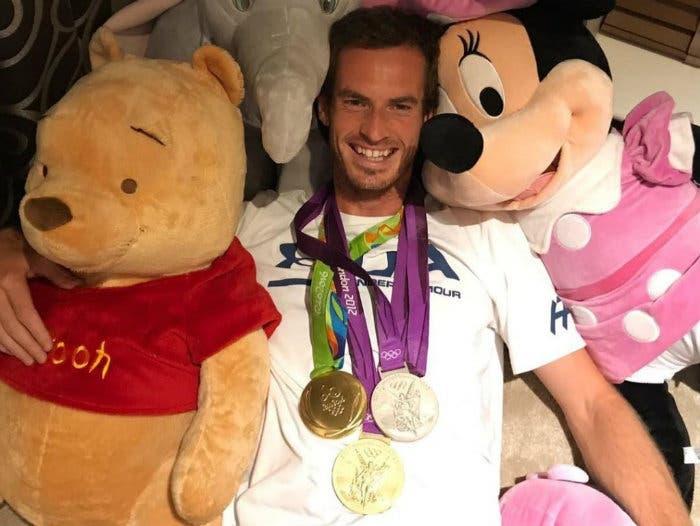 Murray verso Wimbledon: tenerezze paterne e Peppa Pig
