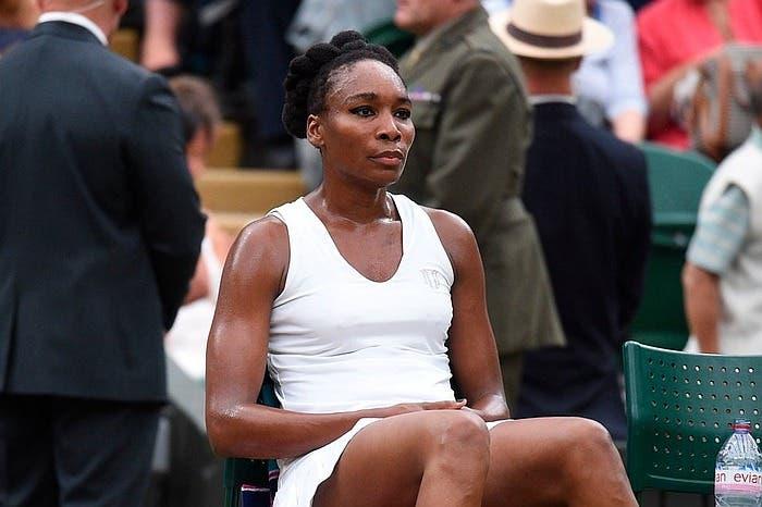 """Venus Williams: """"Ho fatto errori che non potevo permettermi"""""""