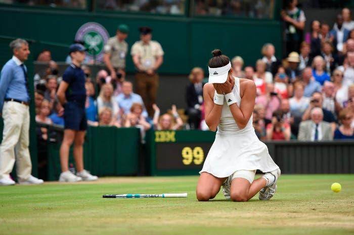 I numeri di Wimbledon femminile