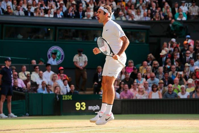 Federer, l'unico avversario di Federer