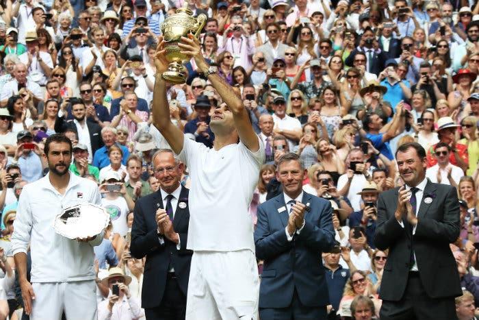 Le migliori 63 foto da Wimbledon