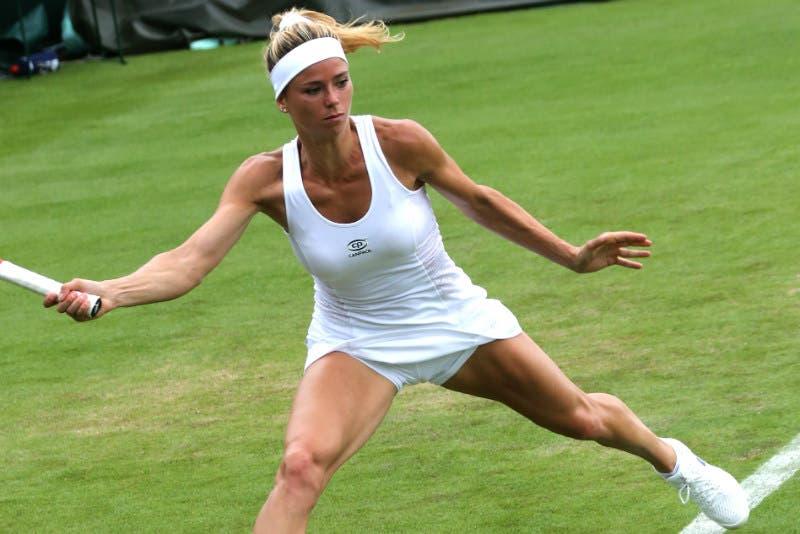 """Giorgi: """"Fiduciosa anche nel momento negativo. Il tennis mi piace tanto"""""""