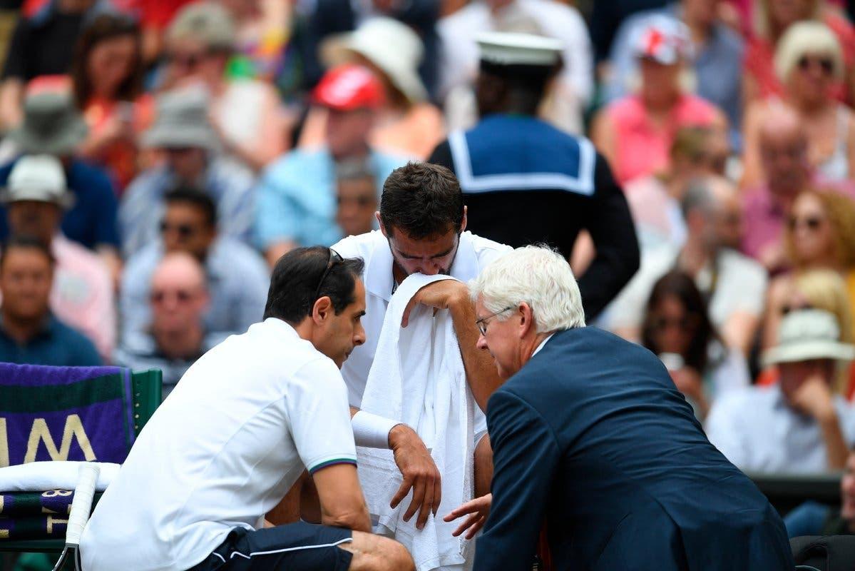 "Cilic: ""Federer? Sempre meglio. Ho pianto perché…"""