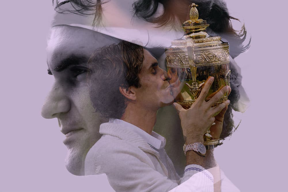 """""""Questo"""" Federer non è meno forte di """"quel"""" Federer"""