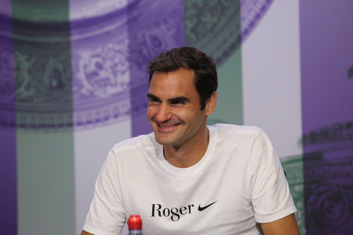 """Federer: """"Perché continuo? Mi sembra di lavorare part-time…"""""""
