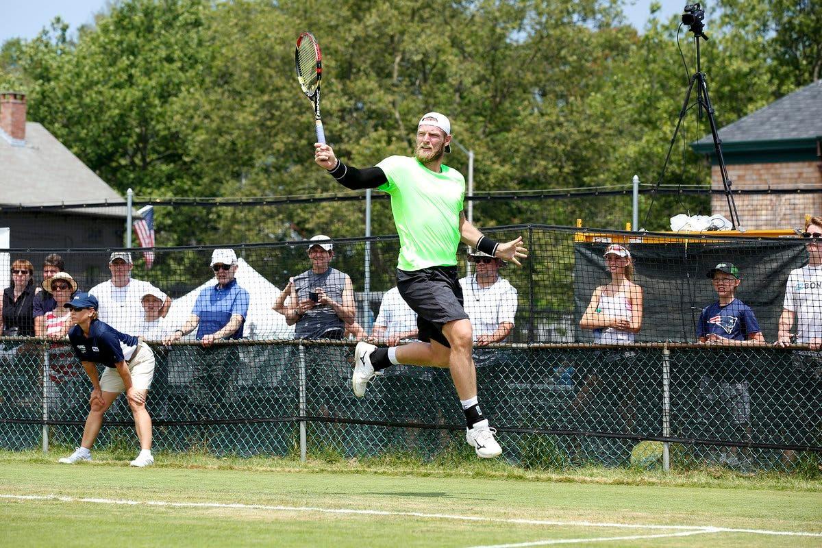 ATP Newport: rimonta Groth, fuori il due volte campione Ram