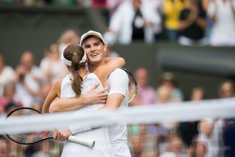 Wimbledon, doppio misto: trionfano Hingis e Jamie Murray