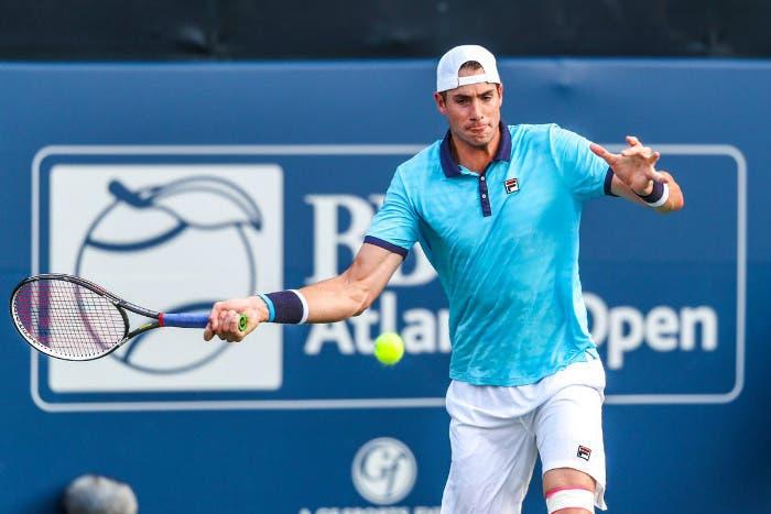 ATP Atlanta: Isner schiaccia Pospisil, primi quarti per Paul