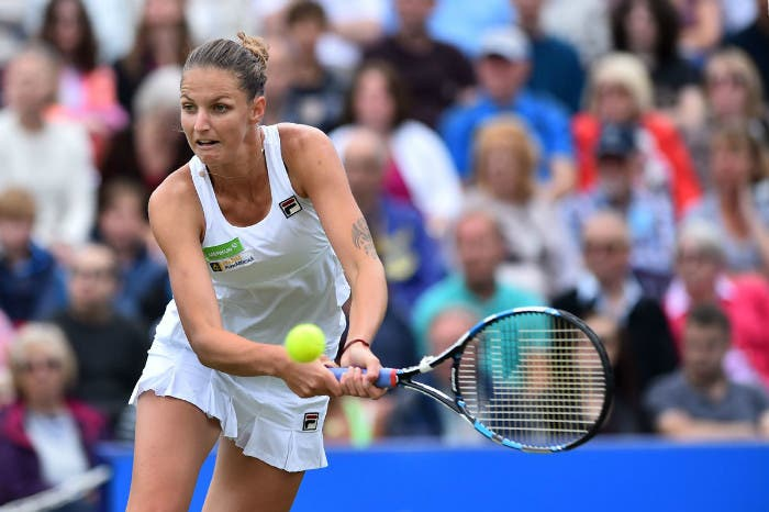 WTA Ranking: Karolina Pliskova virtualmente numero 1