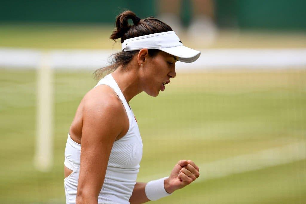 Wimbledon: Rybarikova bloccata, Muguruza spietata