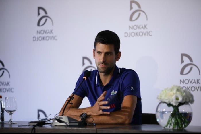 Djokovic festeggia Tara. E dopo Stefan arrivò il magico 2015