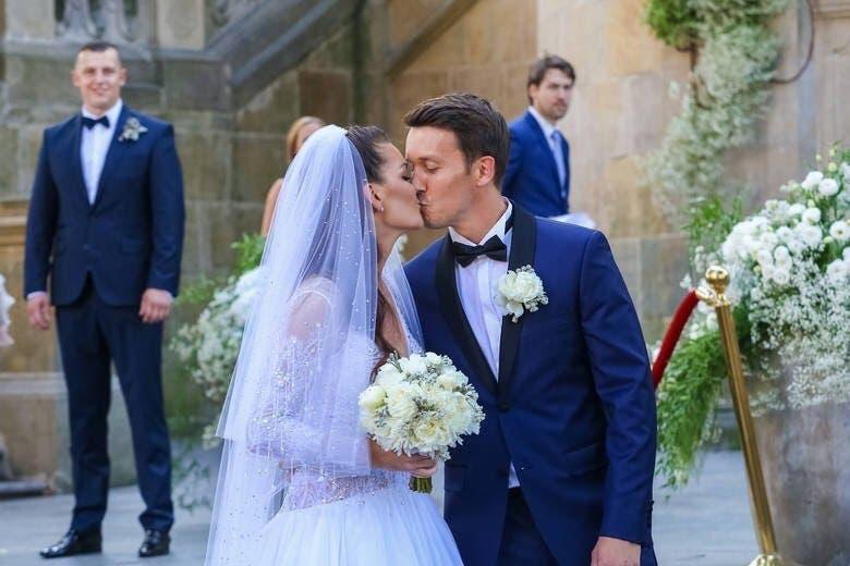 Questa volta la Maga si sposa davvero: il sì di Aga Radwanska