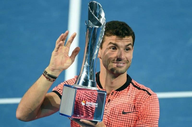 Tabelloni ATP: tanta Italia a Doha, Dimitrov a Brisbane per il bis. Cilic favorito a Pune