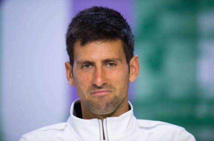 Ufficiale: Djokovic non giocherà più nel 2017