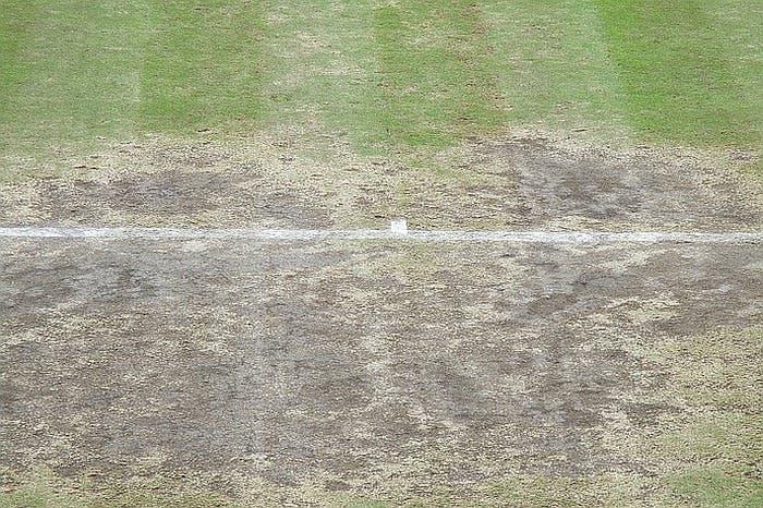 Wimbledon: il disastro dell'erba sul centrale