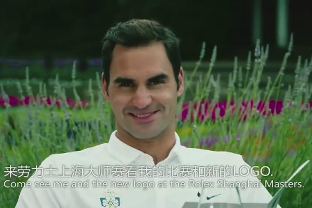 Federer mangia cinese: presenza a Shanghai confermata