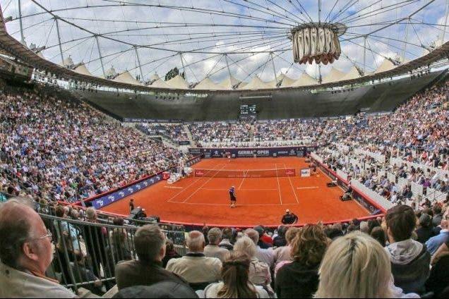 TV e Rete: 4 tornei su Supertennis, Amburgo nobile decaduta