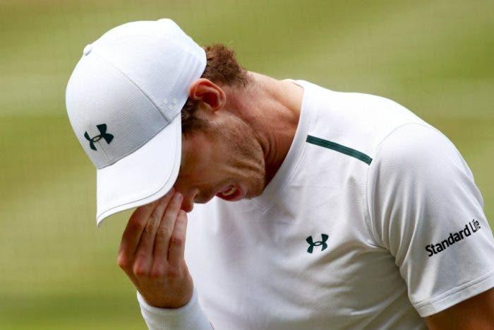 """Murray: """"Non potevo fare di più"""". E punge il giornalista distratto"""