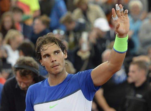 Amburgo, Rafael Nadal e il gran rifiuto