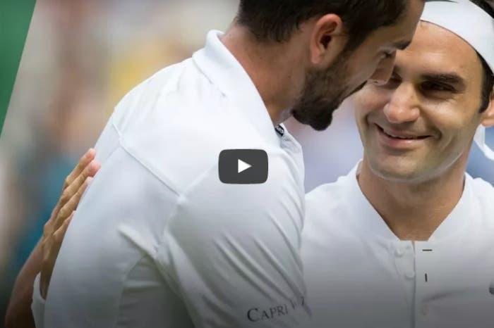 Wimbledon: gli highlights della finale maschile