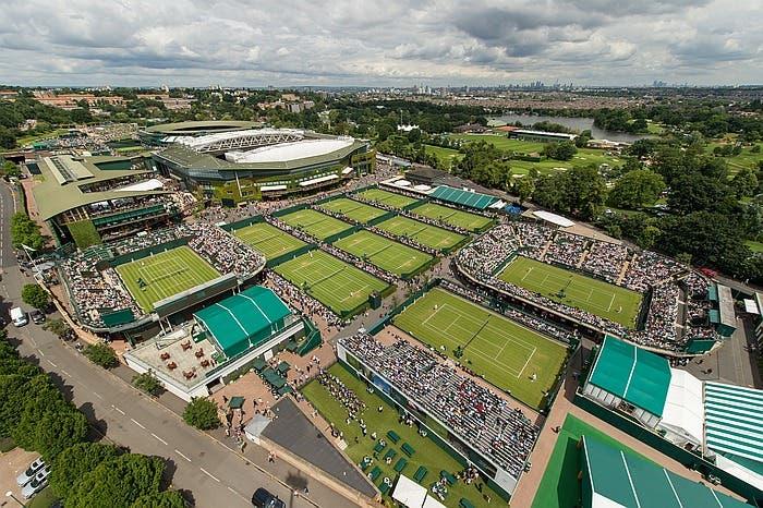 Wimbledon e BBC, 90 di questi anni